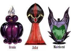 Disney villain-shaped perfume bottles :: Cosmopolitan UK
