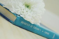 Breakfast at Tiffany's - Book it's a must and movie not to be missed (1961 - Audrey Hepburn and George Peppard)