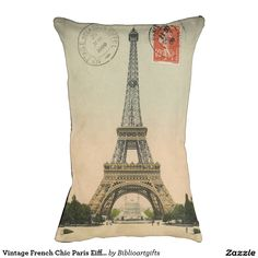 Pet beds for dogs & cats in a huge range of themes & designs. French Chic, French Vintage, Pet Beds, Dog Bed, Photo To Art, Paris Eiffel Tower, Wall Art Decor, Parisian, Decorative Pillows
