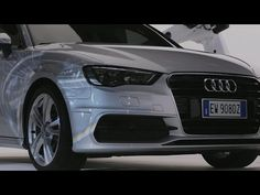 Through the Lenses: Audi A3 Sportback Behind the Scenes - YouTube