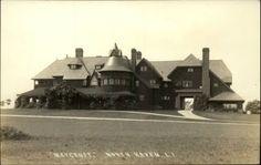 'Maycroft', the James Herman Aldrich estate designed by Edward D. Lindsey c. 1880.