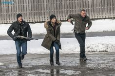 Another Chicago P. In the show's upcoming crossover with Chicago Fire and Law & Order: SVU, one person won't make it out. Nbc Chicago Pd, Chicago Shows, Chicago Med, Chicago Fire, Sophia Bush Chicago Pd, Kim Adams, Hank Voight, Becoming A Cop, Erin Lindsay