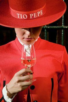 Take a wine tour at Tío Pepe in Jerez
