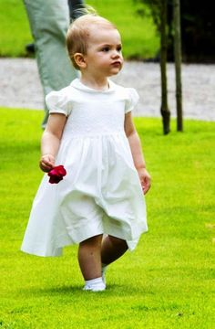 HRH Princess Estelle <3