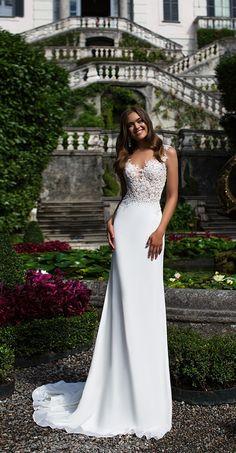 Milla Nova Bridal 2017 Wedding Dresses nina / http://www.deerpearlflowers.com/milla-nova-2017-wedding-dresses/19/