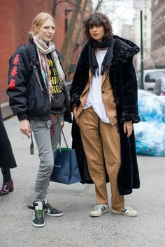Best New York Fashion Week Street Style Fall 2016 - NYFW Street Style