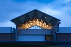 Miyahata Ruins Museum par les architectes Furuichi and Associates - Journal du Design