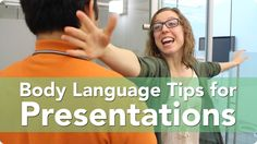 Body language tips are always so general and never really help you. That's why we've found the 9 most important tips to pull off the greatest presentation ever. We break it down into three categories: hand gestures, posture and eye contact.