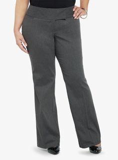 The Boot Pant (Regular) | Torrid