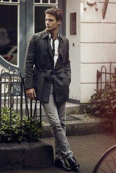 Tom Bottcher, Men's Fashion