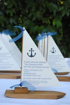 Would love this for a nautical party