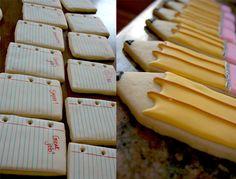 Teacher Appreciation cookies by artymcgoo, via Flickr