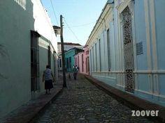 La calle de piedra ,,Sancti Spiritus