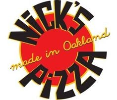 Oakland style pizza is the best! AND they deliver too!