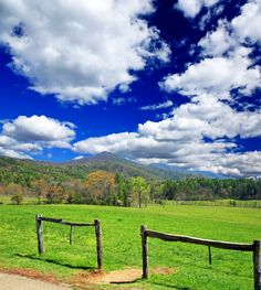 Cades Cove - beautiful every season of the year!