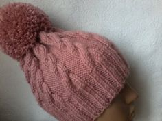 Как вязать шапку спицами. Вяжем шапку с бубоном. Часть 2. How to knit a hat spokes. - YouTube