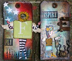 Art Tags - Scrapbook.com
