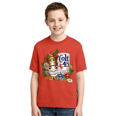 Spicoli's Colt 45 Youth T-shirt