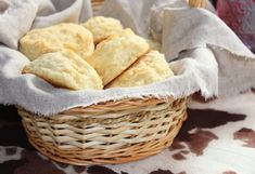 Buttermilk Biscuits (Soaked and Unsoaked Versions)