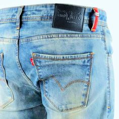 The bold and unconventional Red Loop from #Levi's now available @ValueStation