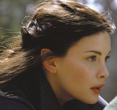 Pinned for my husband, who says I remind him of Liv Tyler Elf.  Haha.