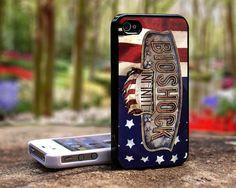 Bioshock Infinite iphone 4 case iphone 5 case samsung galaxy s3 case. $16.89, via Etsy.