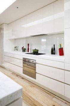Guide on Choosing Kitchen Glass Splashbacks