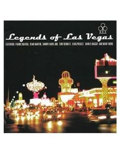 Legends of Las Vegas (Music CD) Some of the all time greats are featured on this marvellous compilation Legends of Las Vegas. The legendary Frank Sinatra, Dean Martin and Judy Garland are just a few of the stars featured on this CD. http://www.MightGet.com/january-2017-12/legends-of-las-vegas-music-cd-.asp