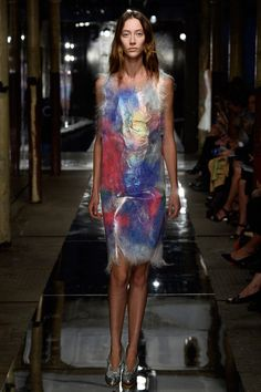 Christopher Kane Spring 2014 Ready-to-Wear Collection Slideshow on Style.com, I love whatever the hell this is