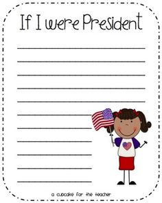 Presidents Day printables