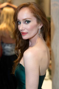 """Lotte Verbeek Photos - Actress Lotte Verbeek attends the Face Forward's 10th Annual """"La Dolce Vita"""" Themed Gala at the Beverly Wilshire Four Seasons Hotel on September 22, 2018 in Beverly Hills, California. - Face Forward's 10th Annual 'La Dolce Vita' Themed Gala - Arrivals Lotte Verbeek, Beautiful Redhead, Beautiful Celebrities, Outlander, Charles Dance, Dutch Women, Cabello Hair, Tumbrl Girls, Charlotte Rampling"""
