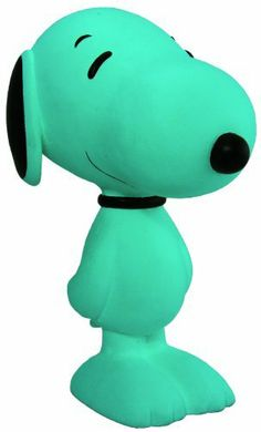 """Dark Horse Deluxe Snoopy 8"""" Vinyl Figure (Blue) by Dark Horse Deluxe. $28.74. Stands 8"""" tall. Ears and nose are unflocked black vinyl. Collect all of the limited color variations. Limited to 500 pieces. Limited edition vinyl figure is flocked with pastel hue. From the Manufacturer                Dark Horse continues its celebration of Charles Schulz's masterpiece, Peanuts, with limited-edition 8"""" flocked vinyl Snoopy figures in a rainbow of contemporary colors. Peanuts Wor..."""