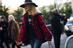 From the Streets of Paris - Paris Men's Fashion Week Fall 2014 Street Style Day 2.