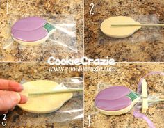 CookieCrazie: Simplified Cookies on Sticks (Tutorial)