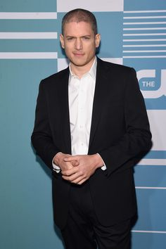 Wentworth Miller Photos: The CW Network's 2015 Upfront - Red Carpet