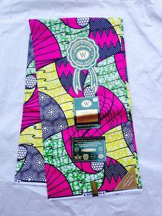 Ankara Super Quality Wax /Ankara African by PFABdesigns on Etsy Ankara Fabric, African Fabric, African Dress, African Prints, Empire Textiles, Fun Projects, African Fashion, Fabric Crafts, Printing On Fabric