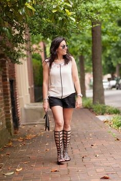 Pages of Style: Summertime Casual
