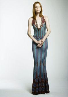 Inspirations Croche with Any Lucy: Dress