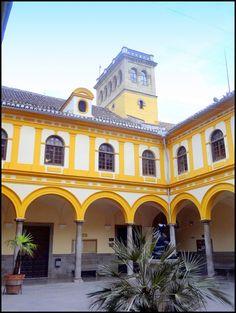 https://flic.kr/p/j5eZog | Granada, Spain | University of Granada, Law Faculty Cloister (Facultad de Derecho)