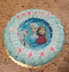 "Torta ""Frozen"""