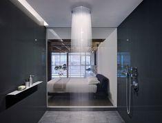 Bachelor Pad shower