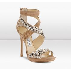 jimmy choo shoes -maybe one day ill be able to afford.....