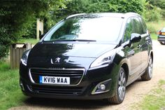 Review: Peugeot 5008 7-Seater Compact MPV - 7-seater car review family MPV Peugeot 5008 review