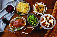 Your entire holiday table, beer-infused recipes. Easy Thanksgiving Recipes, Holiday Recipes, Thanksgiving Meal, Cooking With Beer, Beer Recipes, Seasonal Food, Holiday Tables, Food Inspiration, Brunch