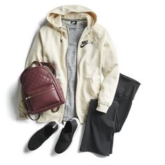 Easy Fall Outfit Ideas Fashion Ideas, Stitch Fix, Outfit Ideas, Inspired, Leather Jacket, Jackets, Outfits, Style, Studded Leather Jacket