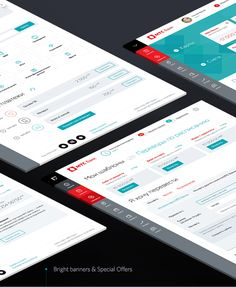 MTS Bank Online on Behance