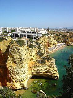 Praia de D. Ana - Portugal