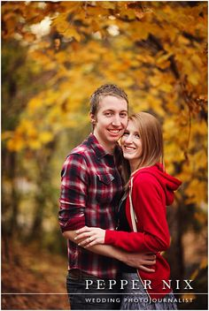 Deffinate fall engagement!!!