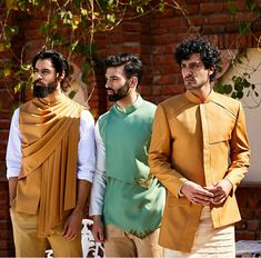 Inspirational Ideas Indian Wedding Clothes For Men Mens Wedding Wear Indian, Indian Wedding Clothes For Men, Mens Indian Wear, Mens Ethnic Wear, Indian Groom Wear, Wedding Dress Men, Indian Men Fashion, Mens Fashion Suits, Wedding Men