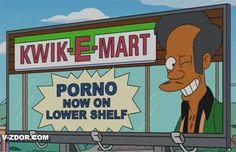 los simpson apu pornografia